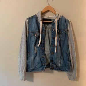 jean jacket | forever21